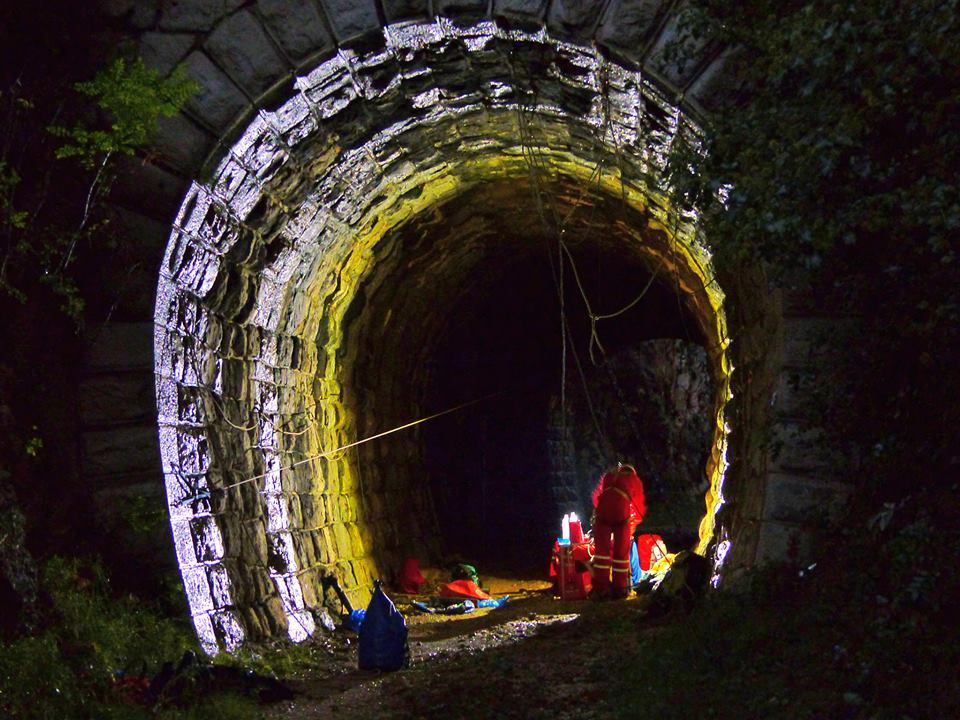 Tunel Sustjepan (foto: Željka Janjanin)