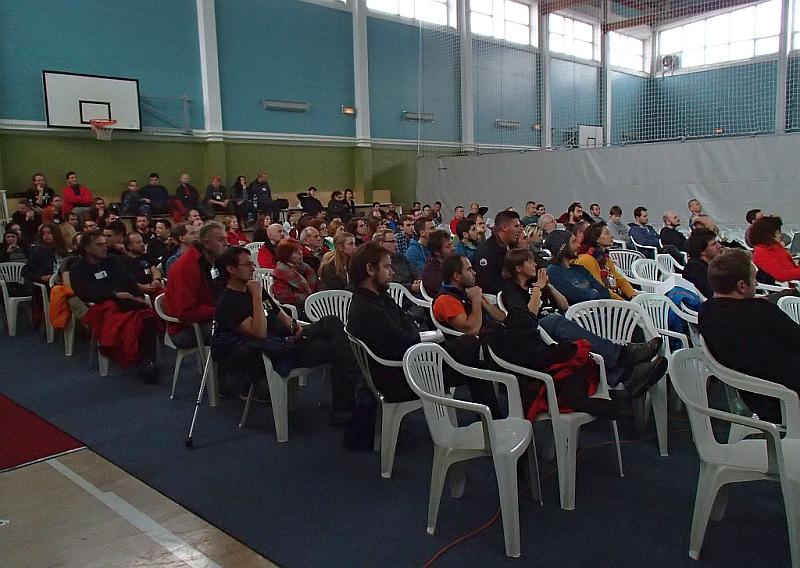 Slušanje predavanja (foto: Željka Janjanin – SDĐM)