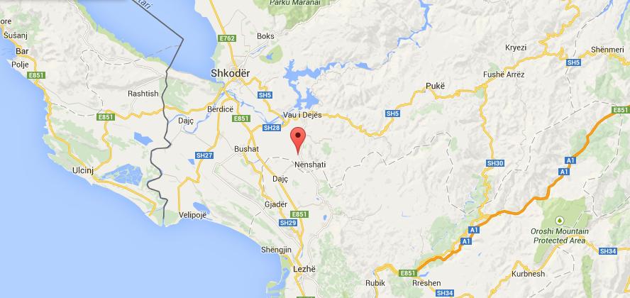 Mjesto Hajmel (Google Maps)