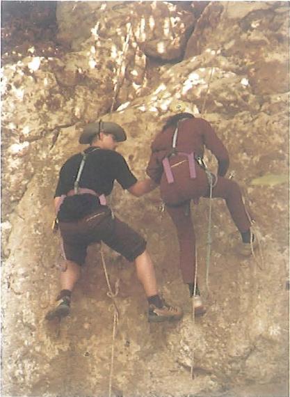 Terenska vježba sa prve speleološke škole (foto: Neven Šuica)