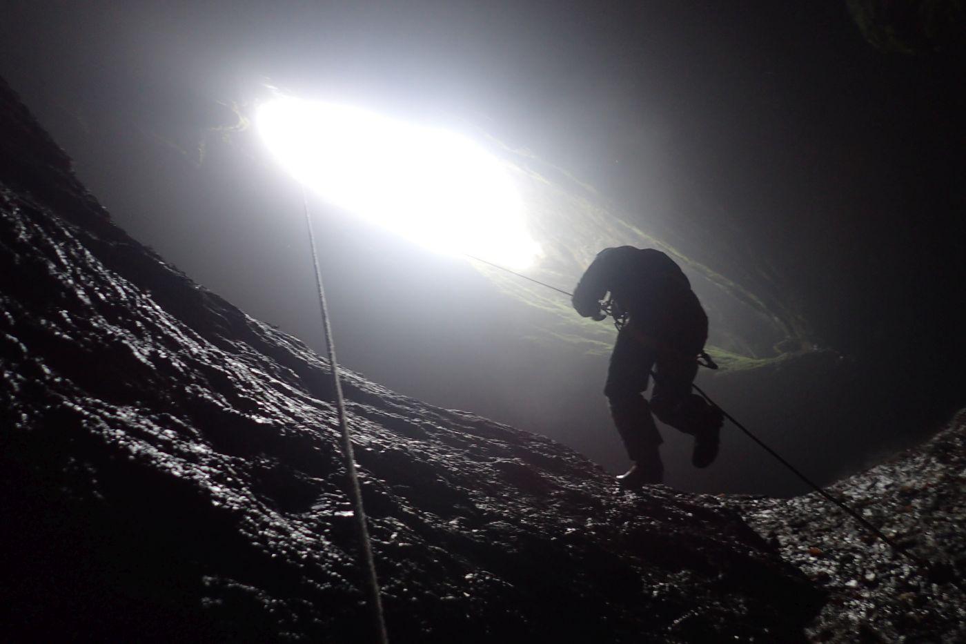 Izlazak iz jame (foto: Damir Janton)