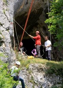 Tirolska prečnice - početak